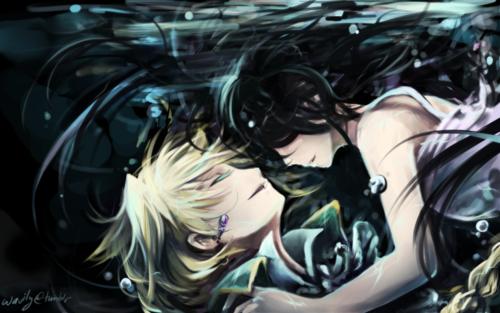 Jack Vessalius & Lacie - Pandora Hearts,Anime   Anime takes the ...