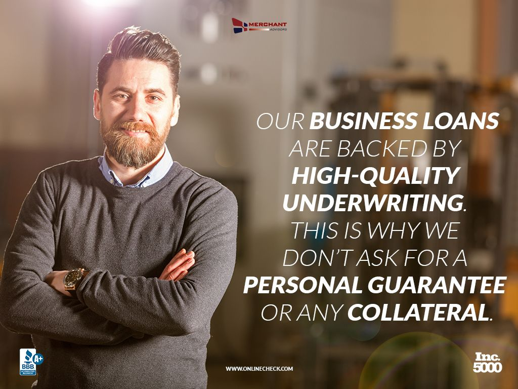 Guaranteed Bad Credit Business Loans Merchant Advisors Business Loans Small Business Loans Bad Credit