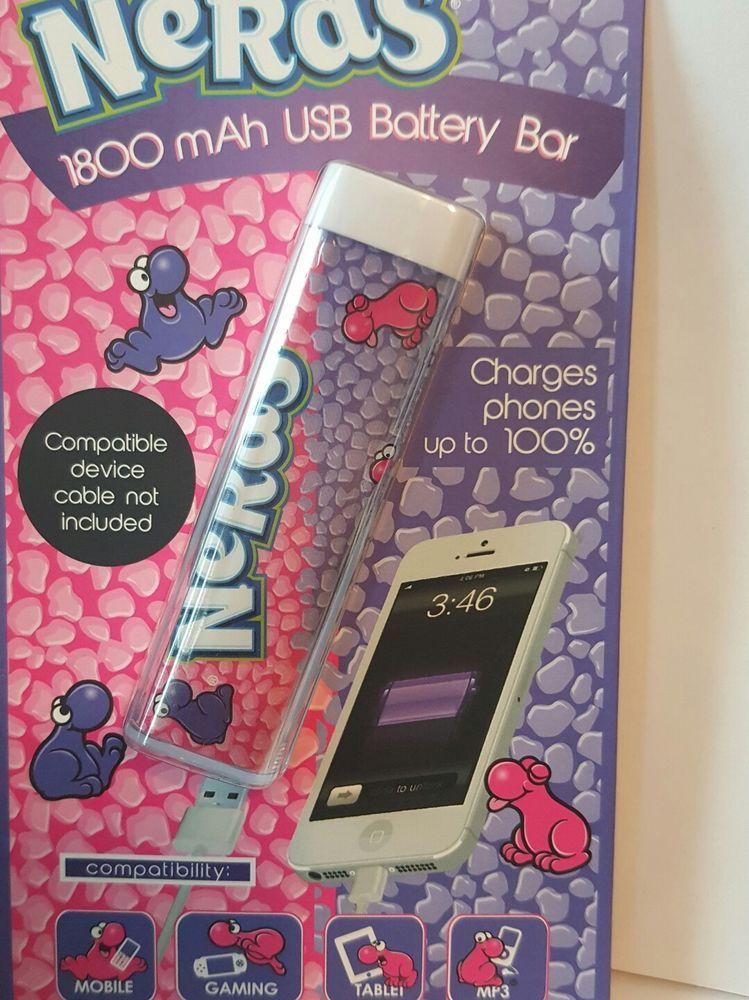 Nerds Battery Bar Powerbank 1800MAH | Phone accessories and Phone