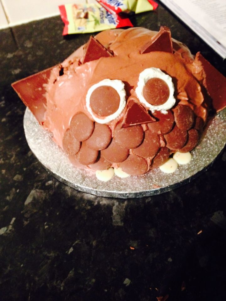 Youngest grandson's birthday cake