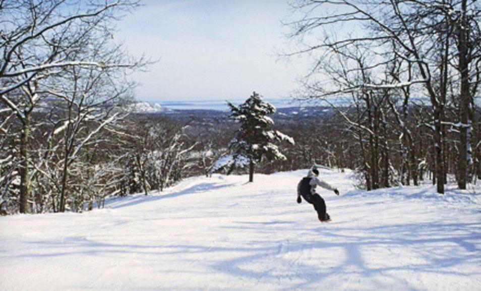 Camden Snow Bowl Ski lift tickets, Stay the night, Skiing