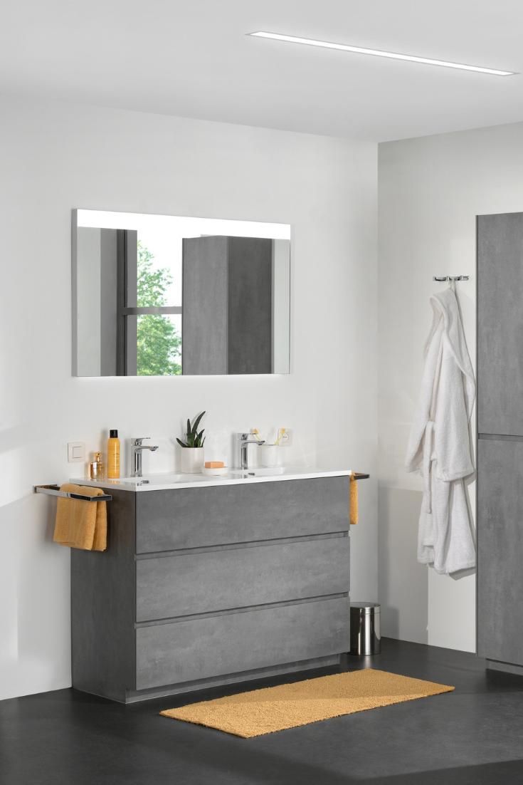 Meuble Salle De Bain Girona x²o | cherchez-vous un meuble de salle de bains moderne et