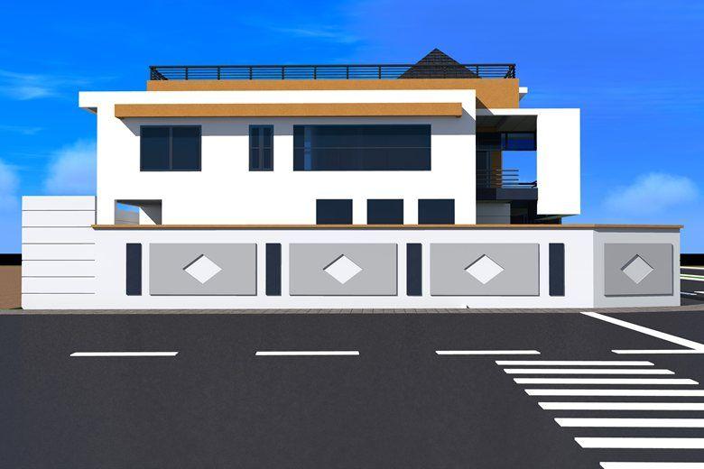 Projet De Construction D Une Residence A Bamako Au Mali Picture