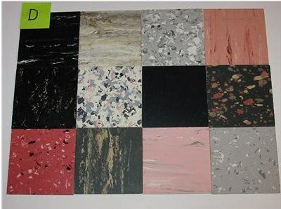Retro flooringgreat reference samples50 We and Vinyls
