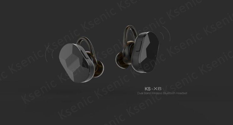TWS true wireless bluetooth earbuds Amy Zhao Pulse