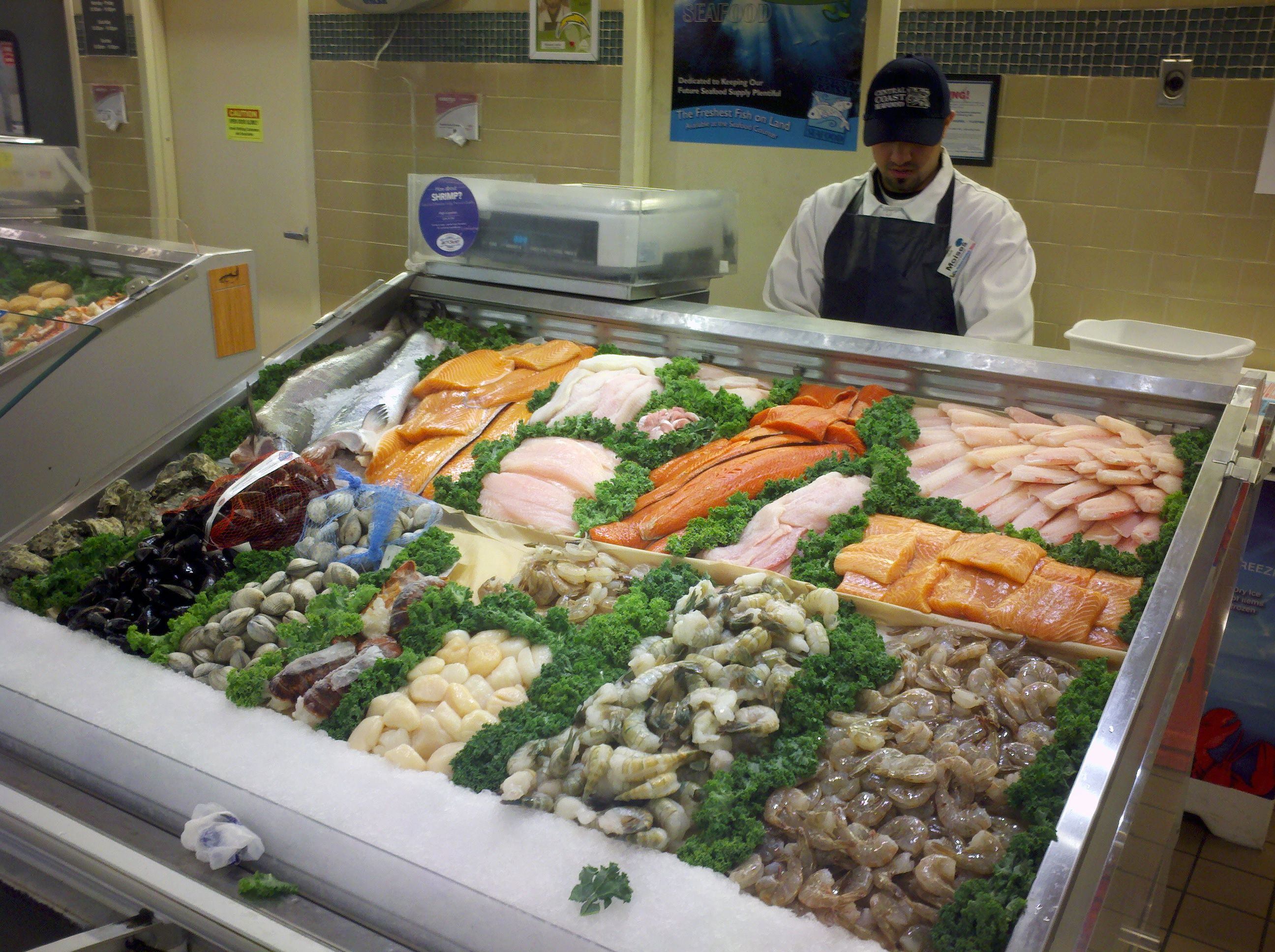 Albertsons camarillo with moises seafood restaurant