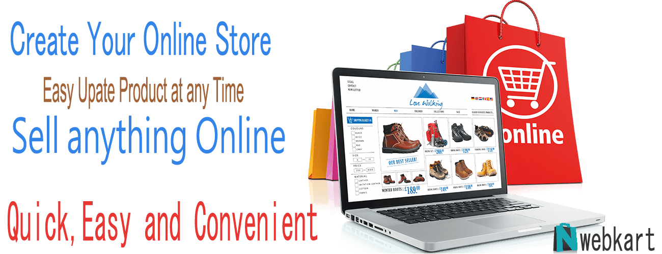 you can use alternative of shopify there is complete