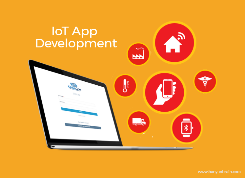 Iot Application Development In India Usa App Development App