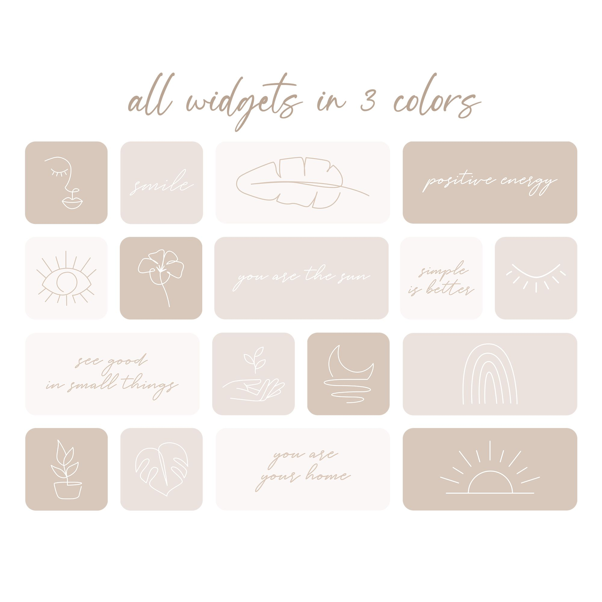 Walnut aesthetic ios 14 icons, beige boho ios 14 app icons iphone widget background neutral brown. Neutral Beige Aesthetic Boho iPhone iOS 14 App Icons ...