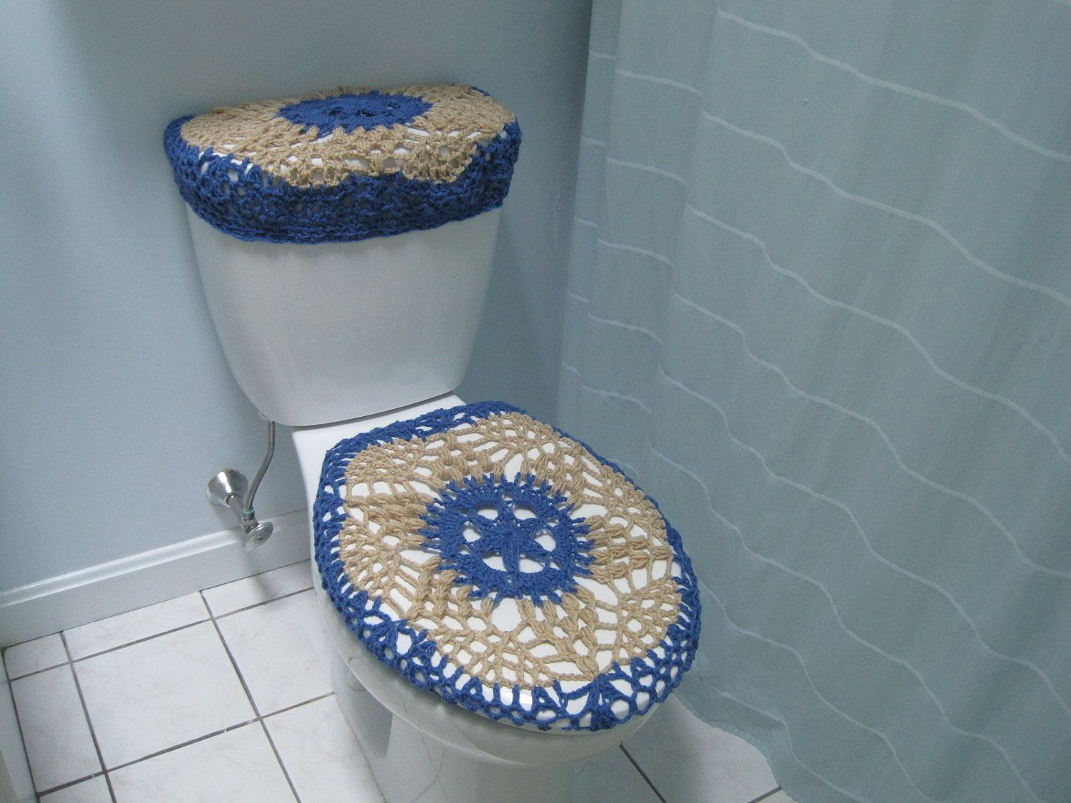 Covers For Toilet Seat Amp Toilet Tank Lid ⌘ Crochet