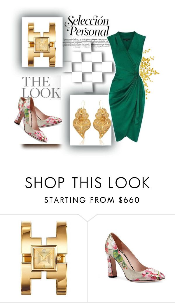 """Untitled #373"" by another-woman ❤ liked on Polyvore featuring Mary Kay, Tory Burch, Gucci, women's clothing, women, female, woman, misses and juniors"