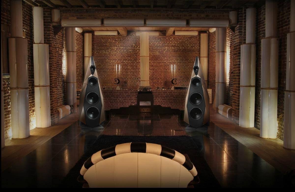 Fotos de sistemas de audio de todo tipo / Pictures of Audio Settings / Аудио-системы в фотографиях - Página 20