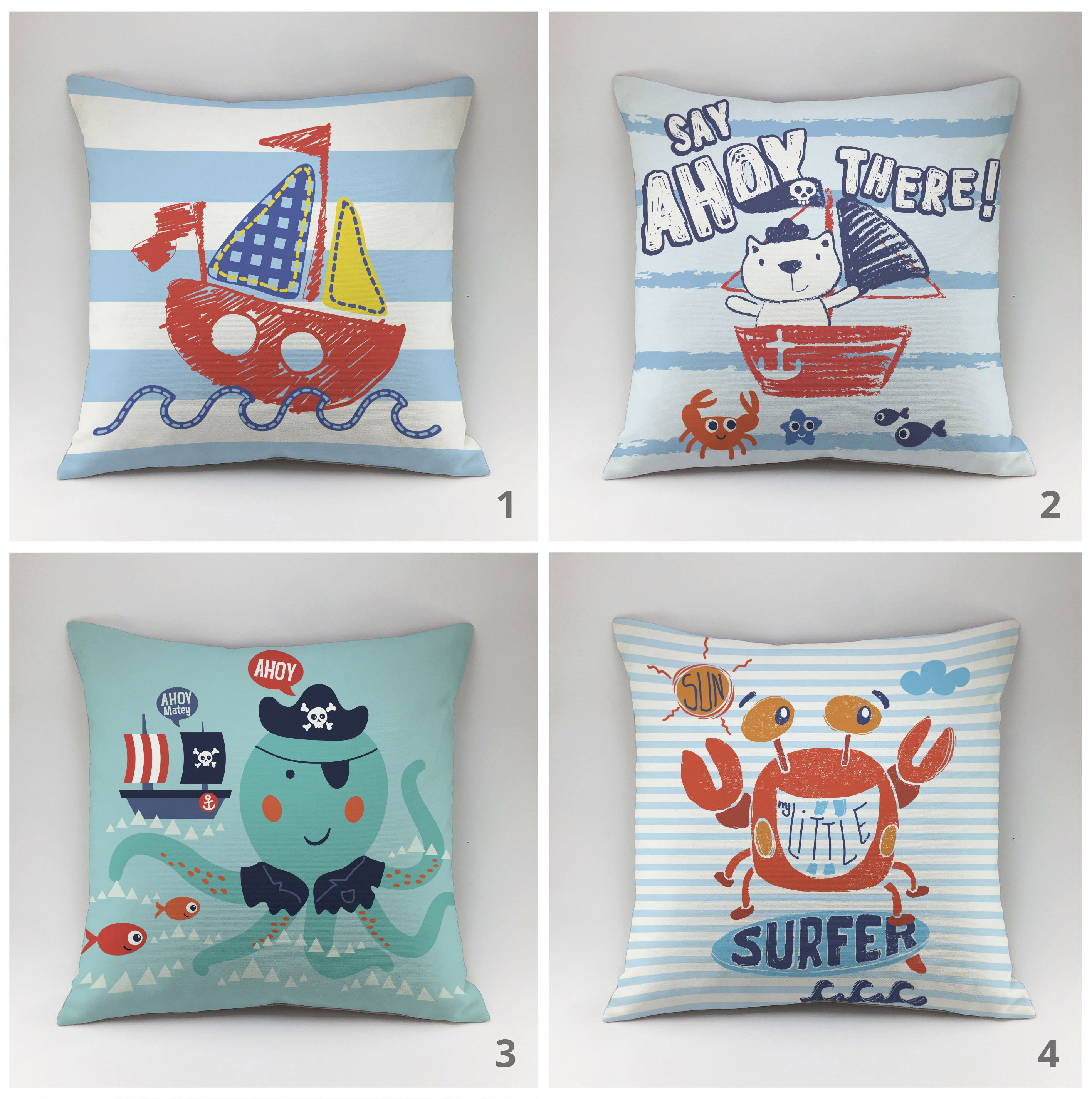 throw carousel square nautical and pillow size navy inch buffalo check designs red large pillows