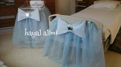 Kral taci temali erkek bebek hastane odasi süsleme paketi Bebek Odası