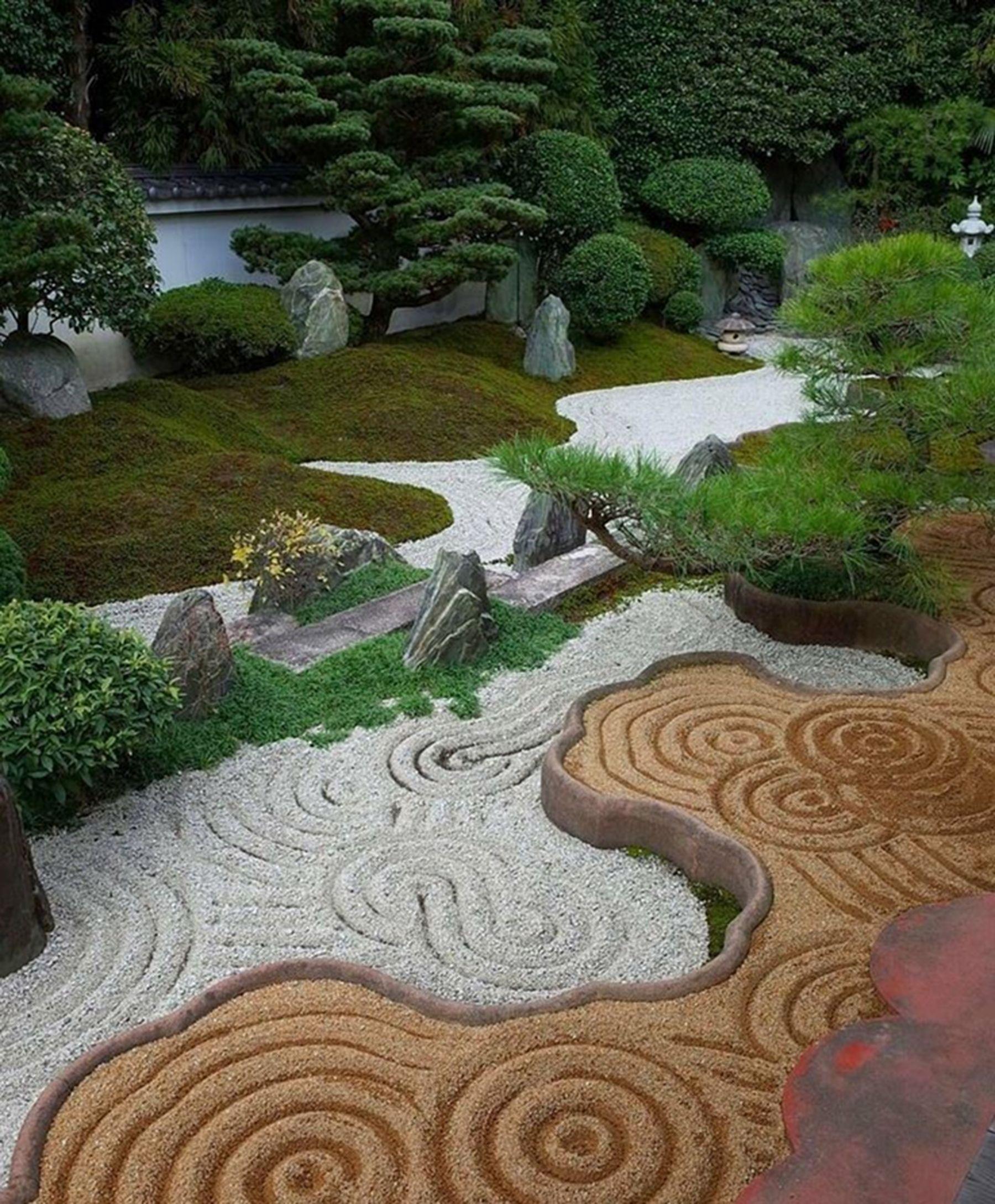 15 Charming Zen Garden Design Ideas For a Beautiful Home ...