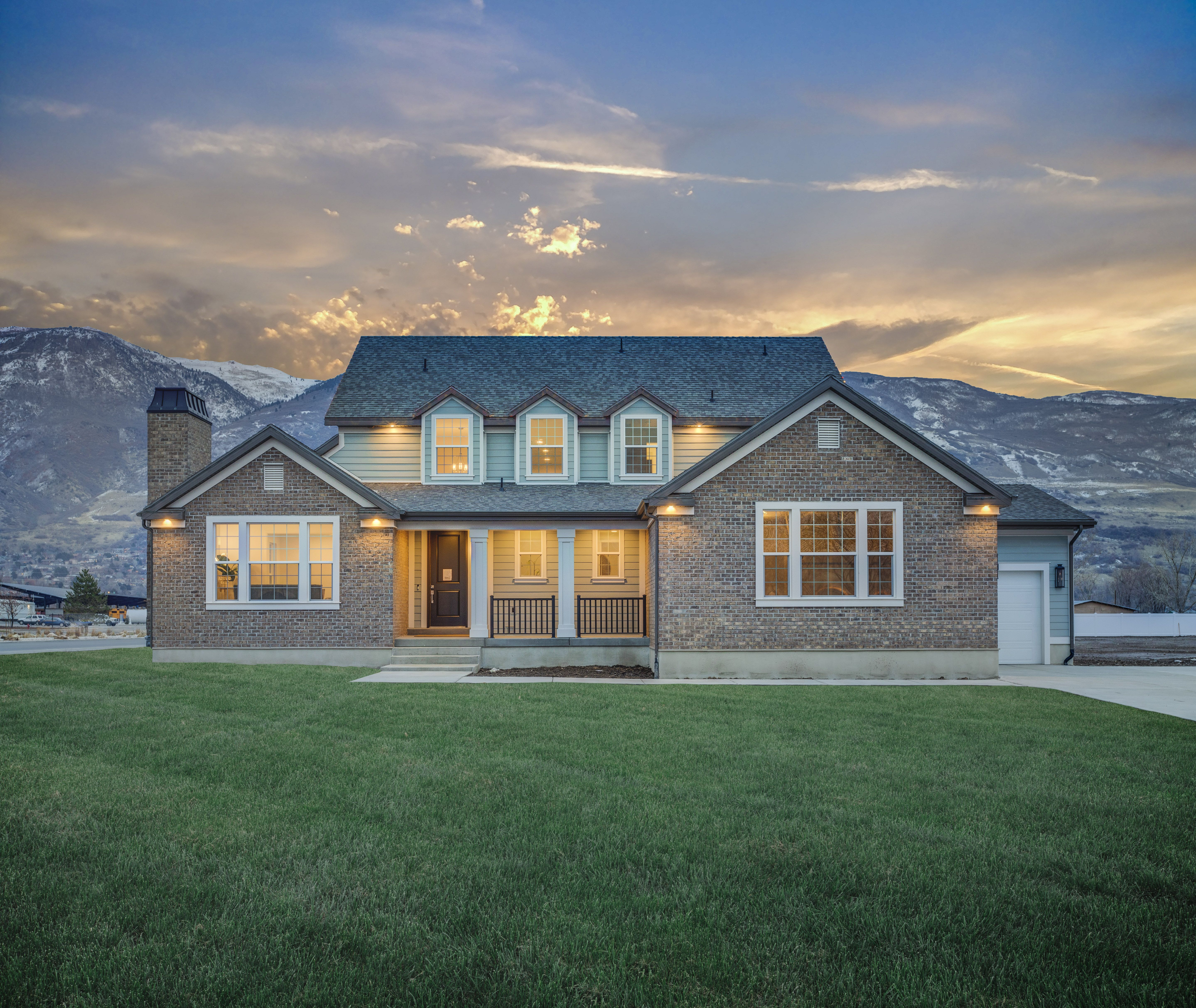 The Hampton Is One Of Our Best Loved Two-story Plans With