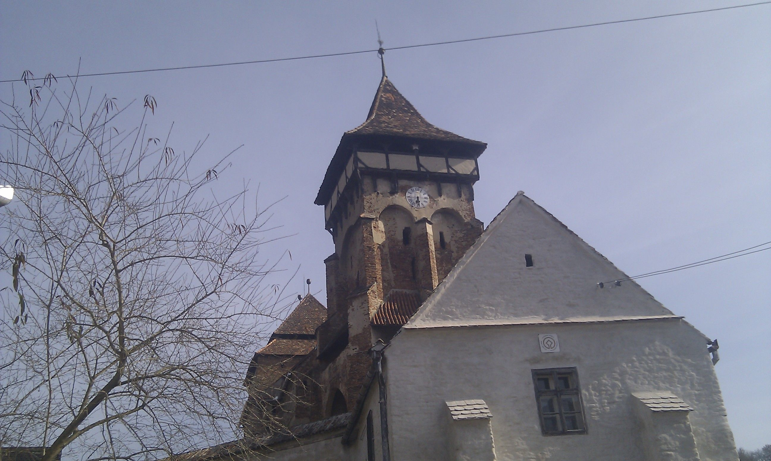 Old Saxon Fortified Church
