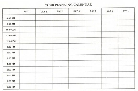 Classroom Calendar Template Connies File Cabinet Monthly Blank
