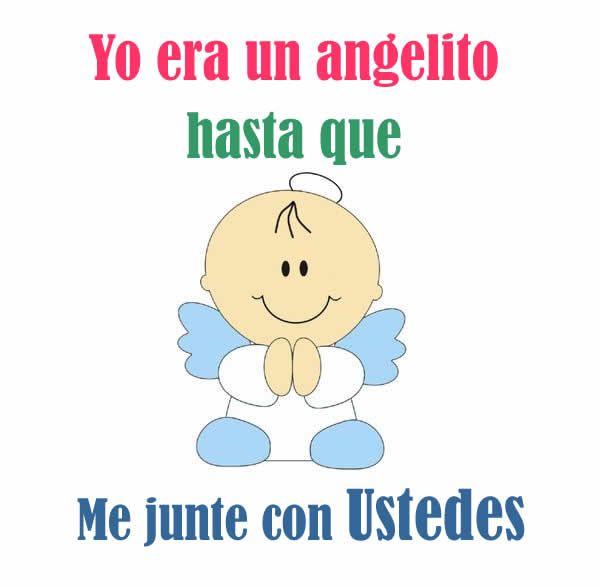 Era Un Angel Imagenes De Amistad Bonitas Buenos Dias Con Humor Frases Graciosas