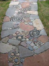 Gemakkelijke DIY Garden Stepping Stones - Stylekleidung.com #steppingstonespathway Gemakkelijke DIY Garden Stepping Stones # DIY #diygardensteppingstones #Gemakkelijk #Tuin #gardenarchitecture Source … #steppingstonespathway
