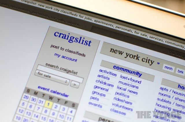 Craigslist Finally Forced To Innovate As Competition Edges ...