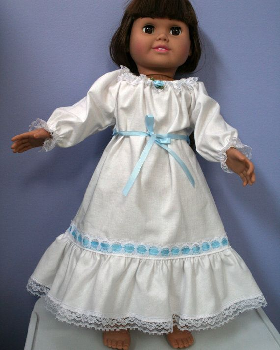 American Girl nightgown Nutcracker Clara for 18quot doll