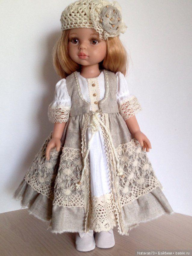 Наряд для куколки Paola Reina / Одежда для кукол / Шопик. Продать купить куклу / Бэйбики. Куклы фото. Одежда для кукол #dollclothes