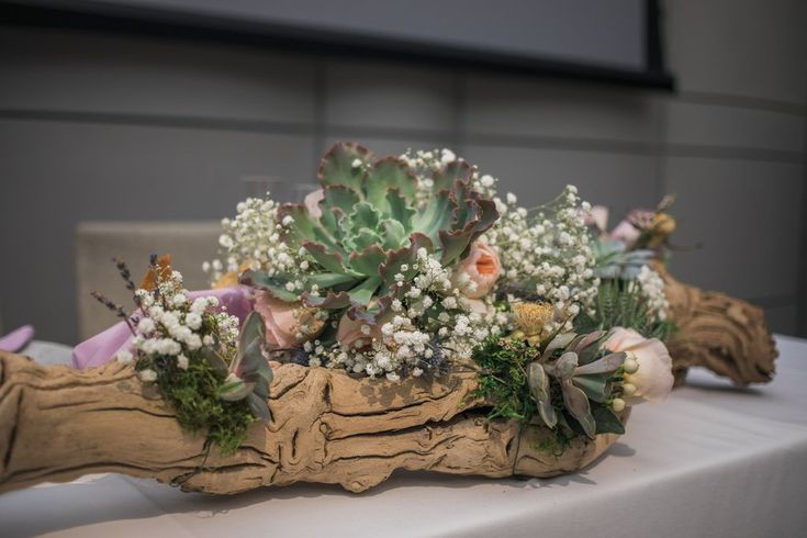 Photo of Our Whimsical Nature-Inspired Wedding – Part Two!