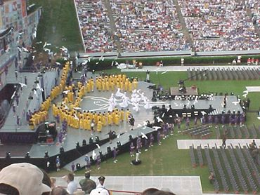 1999 Special Olympics World Summer Games at Carter Finley Stadium in Raleigh NC