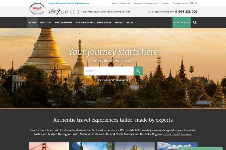 100 Best Travel And Tourism Website Design Ideas And Inspirations For 2020 Wyoming Travel Travel And Tourism Best Travel Websites