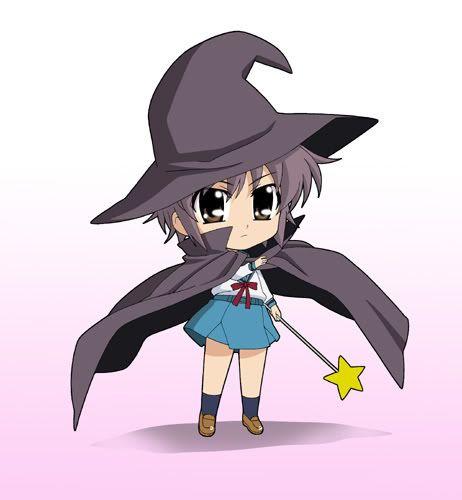 Chibi Witch Yuki