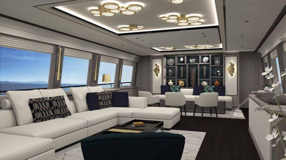 Le 3700 Sport Par Couach Yachts : Superyacht Au Comble Du Luxe
