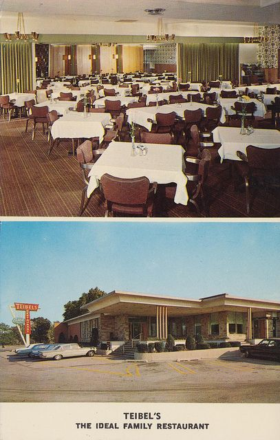 Teibel S Schererville Indiana By The Pie Collection Via Flickr