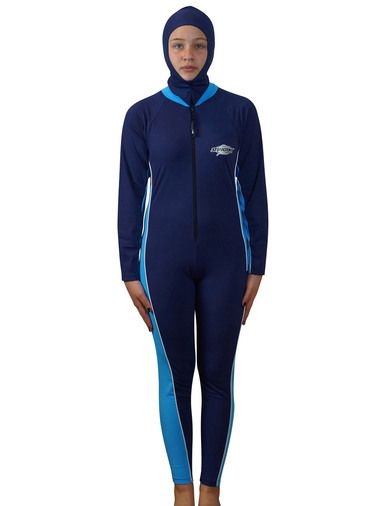 4e47a496b5 Pin by Solartex Sun Gear on Women s modest swimwear