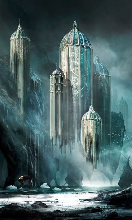 A favorite of mine. Weird ruins are the heart and soul of Numenera.