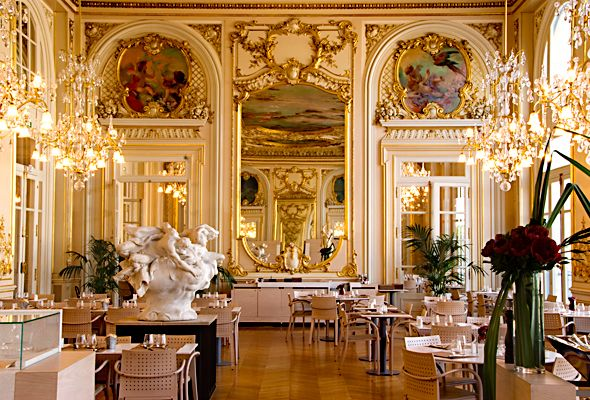 The Musee D Orsay S Restaurant Is No Exception To The Rule The
