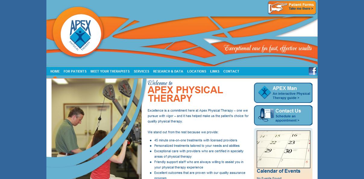 One of my favorite websites - yea, I think it's the orange.