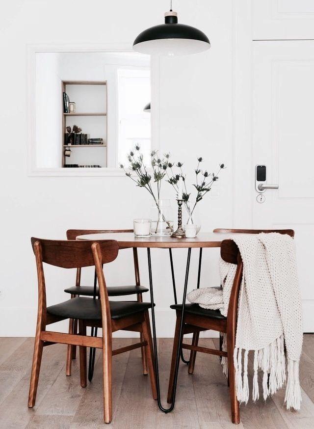 38 Modern Minimalist Dining Room Decor For Space Saver | Pinterest | Stuhl,  Esszimmer Und Einrichtung