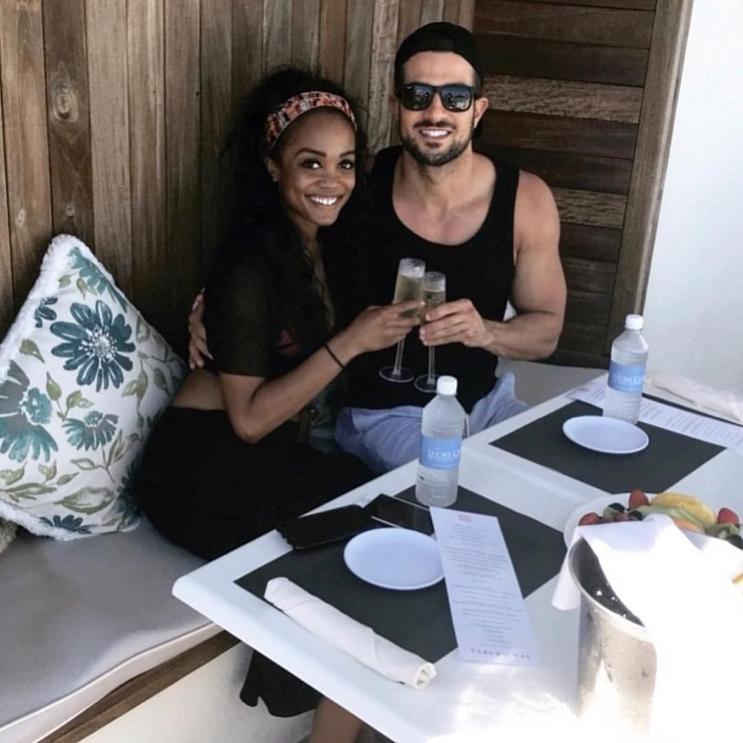Rachel and Bryan ❤ Gorgeous interracial couple #love #wmbw #bwwm #swirl #biracial #mixed #lovingday #relationshipgoals