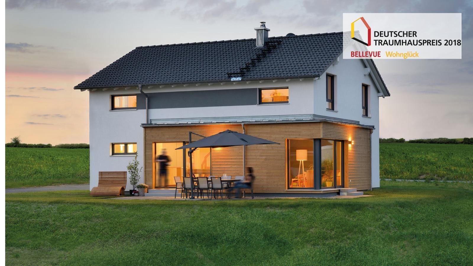 Nominiert für den Deutschen Fertighauspreis 2018 Haus