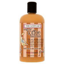 Treaclemoon Candy Jar Toffee Bath Shower Gel 500ml Groceries