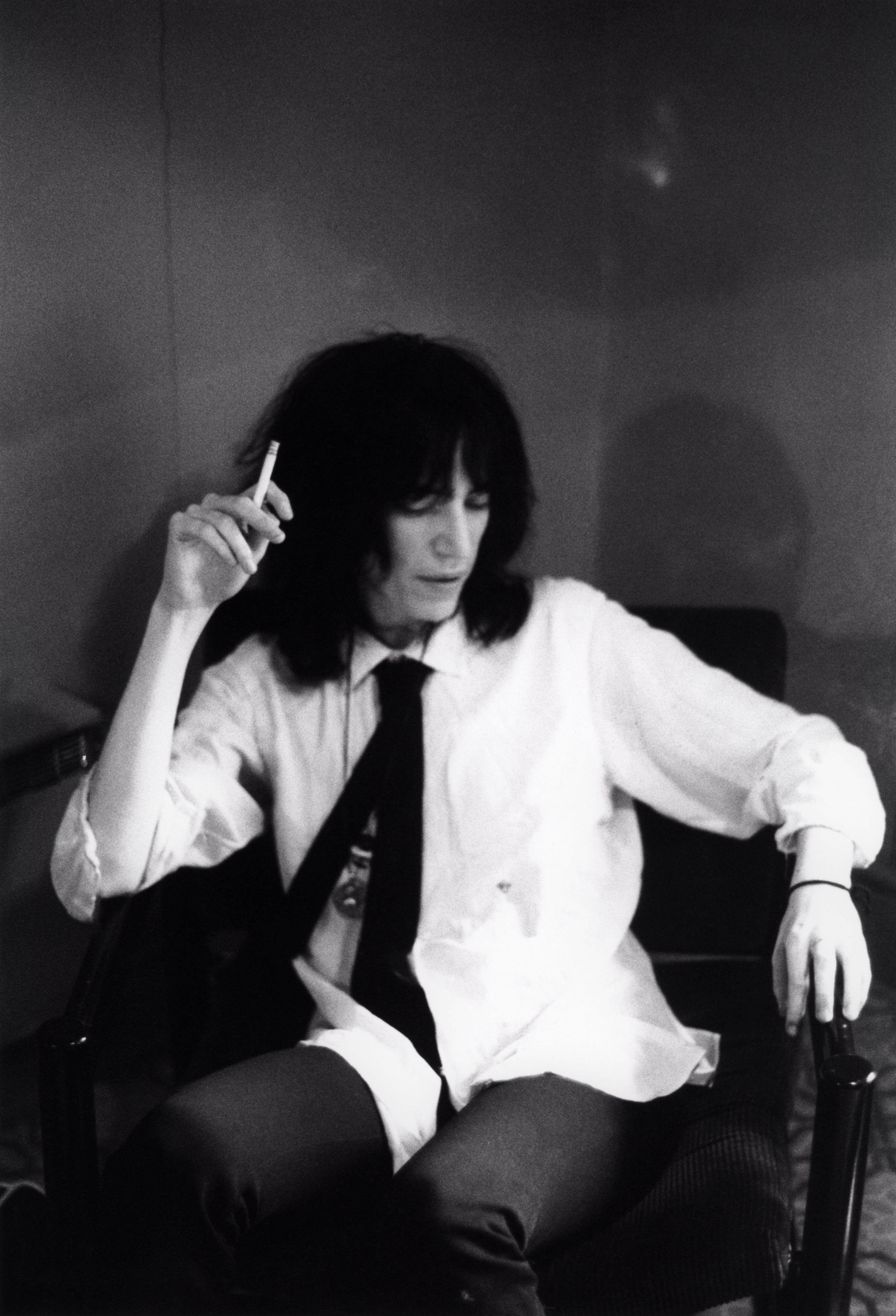 Patti Smith 'godmother of punk'