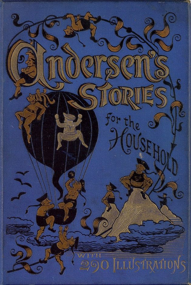 Andersen's Stories for the Household   1889