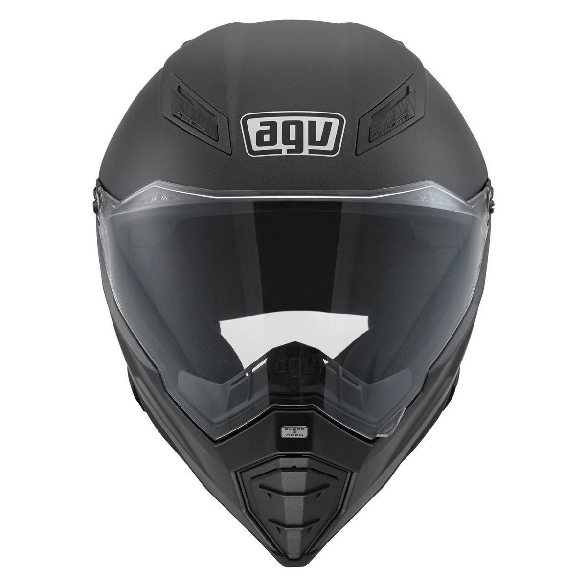 Amazon.com: AGV AX-8 Evo Naked Road Helmet (Carbon Fiber