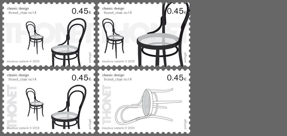 Thonet Chair Sok