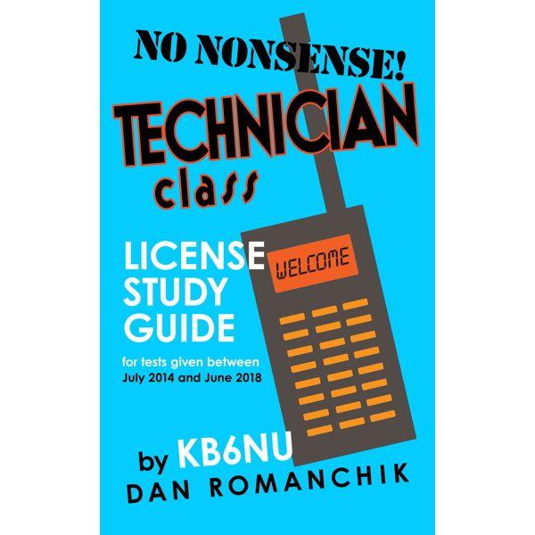 No-Nonsense Technician Class License Study Guide 2014 -7429