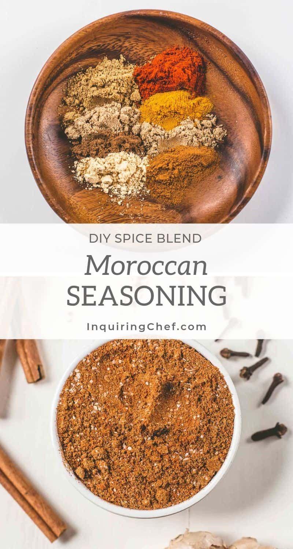 Moroccan Seasoning Ras El Hanout Recipe Moroccan Seasoning