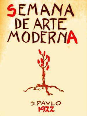 Obras Apresentadas Na Semana De Arte Moderna 1922 Semana Da