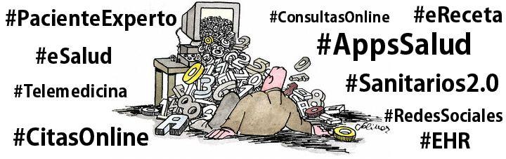 ¿Esta imagen te suena de algo? ;) jejejeje #humor #infoxicacion #eSalud #tecnologia