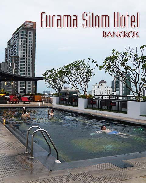 Furama Silom Hotel Bangkok Renegade Travels
